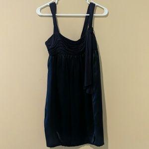 Dress, good condition, dark blue, bcbg size 6
